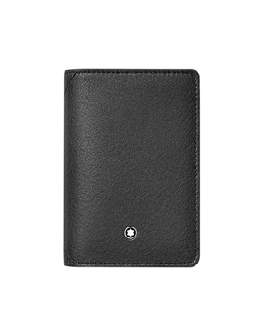 Montblanc 118360 Grey Meisterstuck Sfumato Business Card Holder