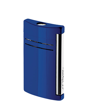 S.T. Dupont Blue Maxijet lighter D020102N