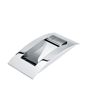 S.T. DUPONT MAXIJET ASHTRAY CHROME 006400