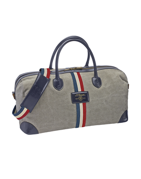 DUPONT 191311 Cosy Weekend BAG GREY AND BLUE. quicklook ΠΡΟΣΘΗΚΗ ... 10e2139459e