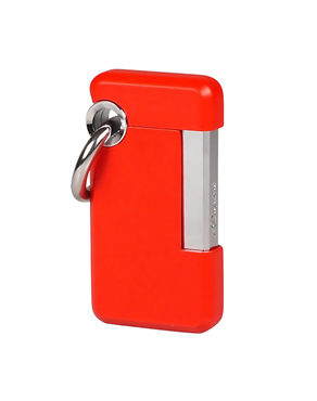S.T. Dupont Hooked Red 032016 Lighter RED