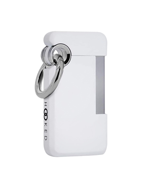 S.T. Dupont HOOKED lighter COC-O 032015 (WHITE)