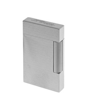 S.T. Dupont 017081 Lighter Line 2 Slim Micro  Diamond Palladium