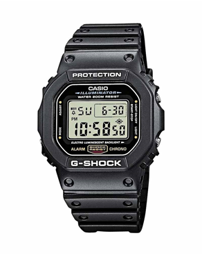 Ρολόι CASIO G-Shock Black DW-5600E-1VER