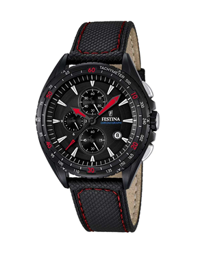 Ρολόι FESTINA Mens Chronograph Black F16847-4