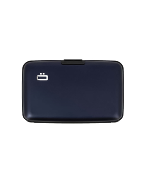 Ogon Stockholm RFID Wallet-Card Case  Navy Blue 3760127775003