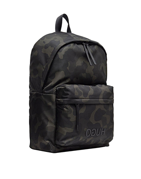 HUGO BOSS 50397277 960 RECORD C BACKPACK