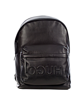 HUGO BOSS 50397395 001 BOLSTER BACKPACK