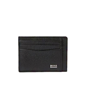 HUGO BOSS Θήκη καρτών Dark blue 50402453 401 Signature Card 19PS