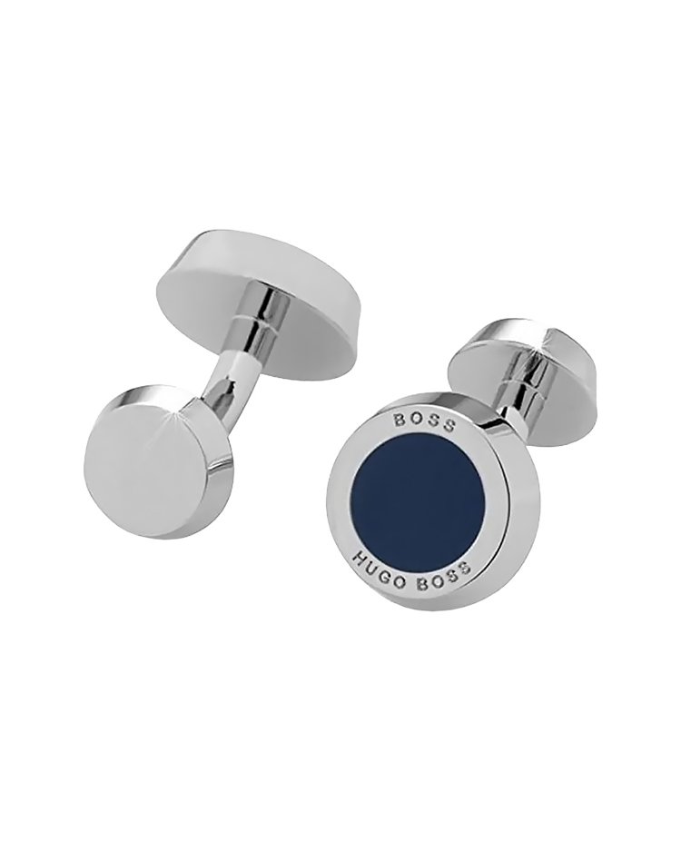 Hugo Boss Simony Cufflinks Dark Blue 50219288 410