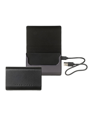 Hugo Boss  Card holder Powerbank Storyline Black HAB909A