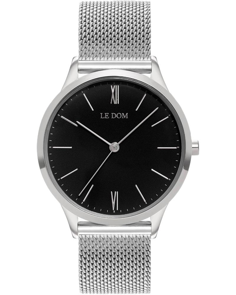 Ρολόι LE DOM Classic Silver LD.1000-1   νεεσ αφιξεισ ρολόγια