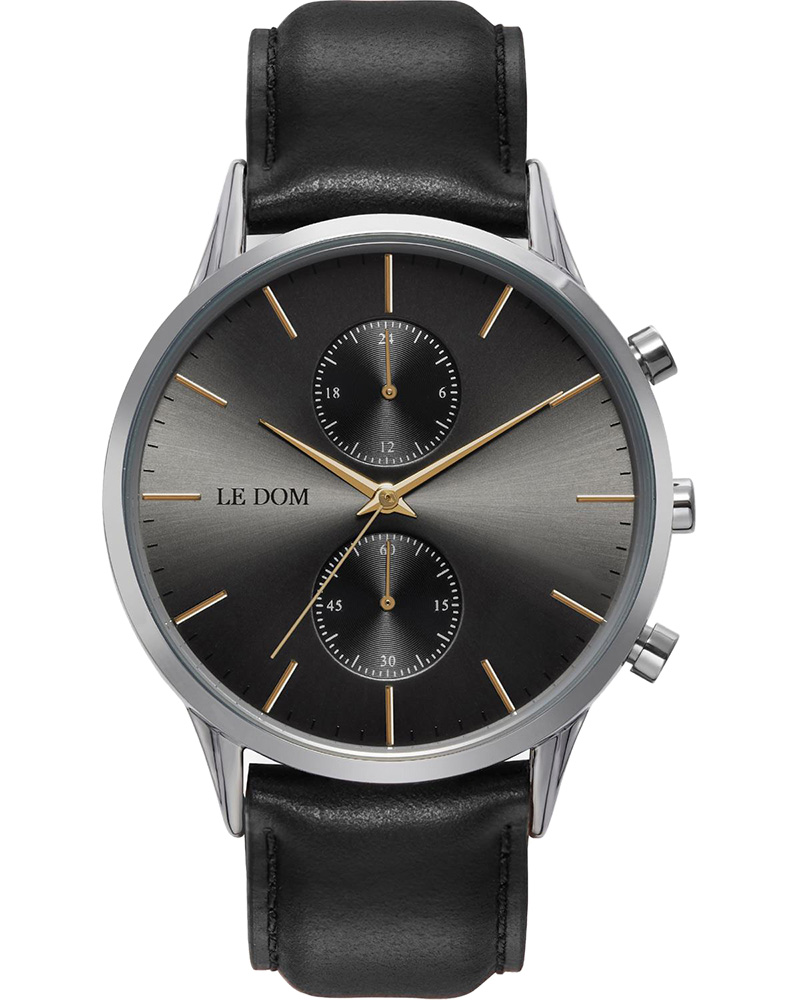 Ρολόι LE DOM Prime Chronograph LD.1002-1   νεεσ αφιξεισ ρολόγια