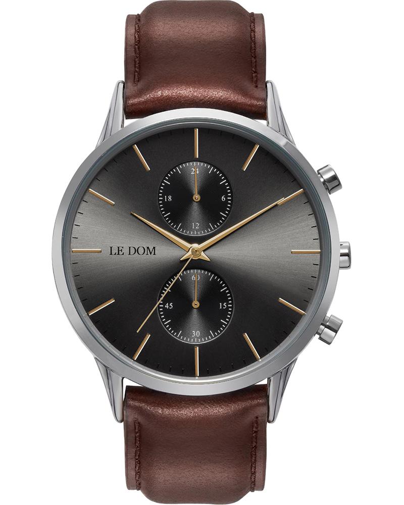 Ρολόι LE DOM Prime Chronograph LD.1002-2   νεεσ αφιξεισ ρολόγια
