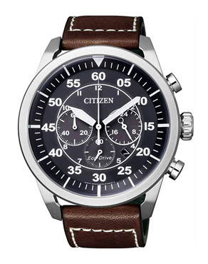 Ρολόι CITIZEN Eco-Drive Chronograph CA4210-16E
