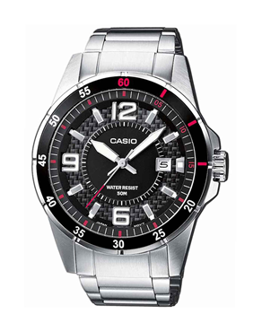 CASIO Collection Stainless Steel Bracelet MTP-1291D-1A1VEF