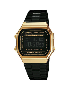 Ρολόι CASIO Collection Two Tone A168WEGB-1BEF