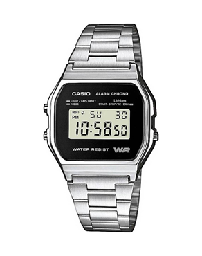 Ρολόι CASIO Collection A-158WEA-1EF