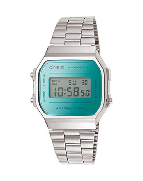 Ρολόι CASIO Collection Chronograph A-168WEM-2EF