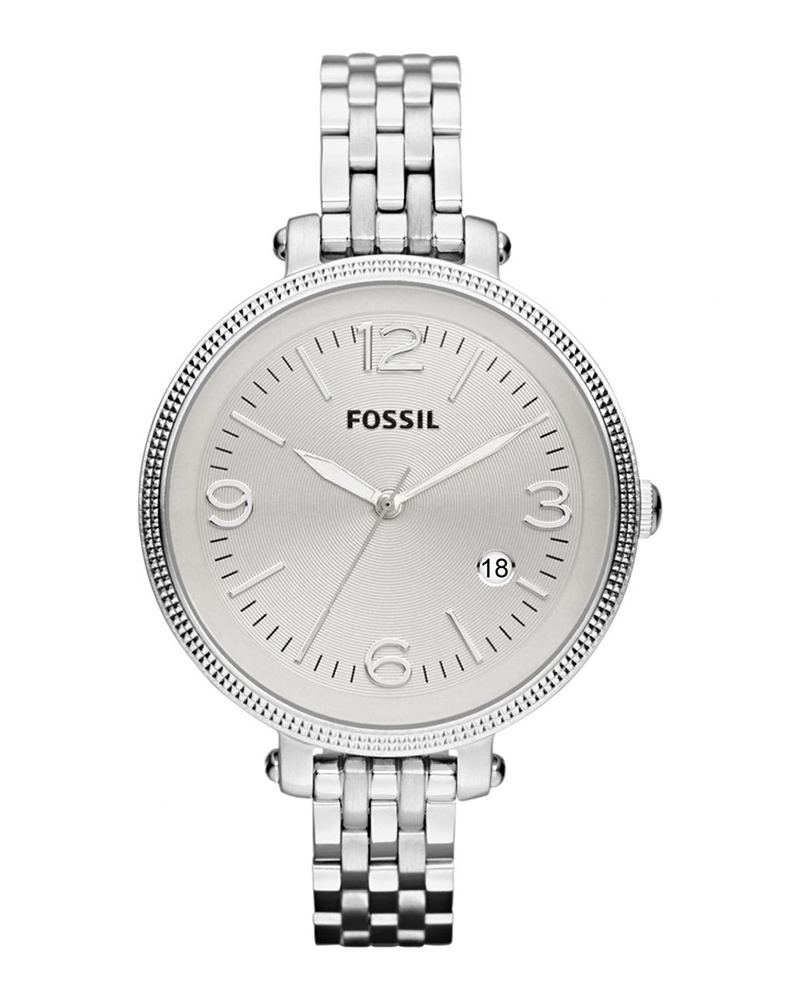 FOSSIL Ladies Heather Stainless Steel Bracelet ES3129   brands fossil