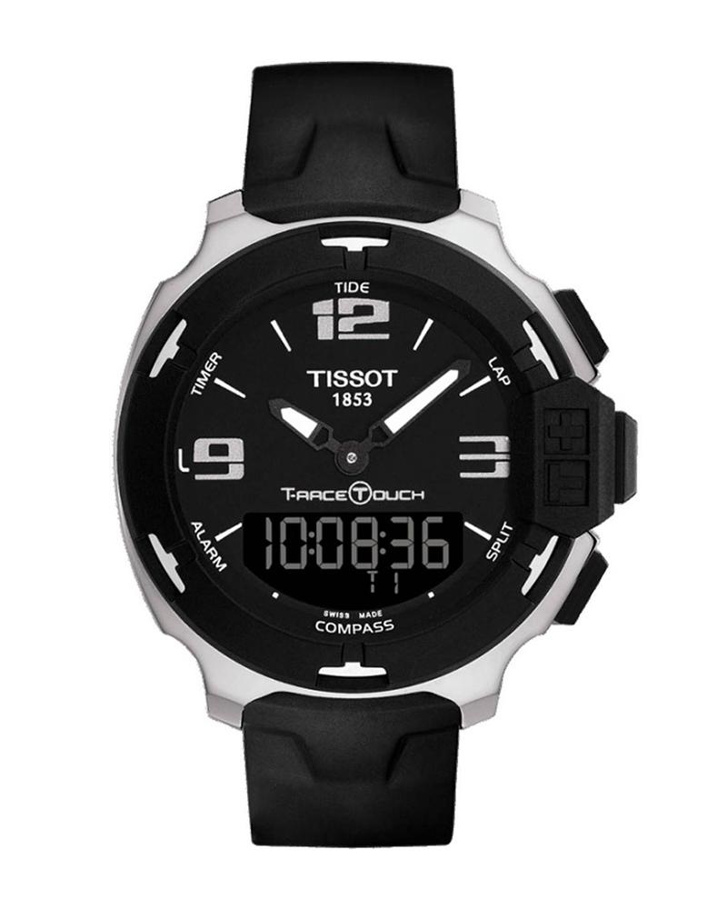 Ρολόι TISSOT T-Touch Black T0814201705701   brands tissot