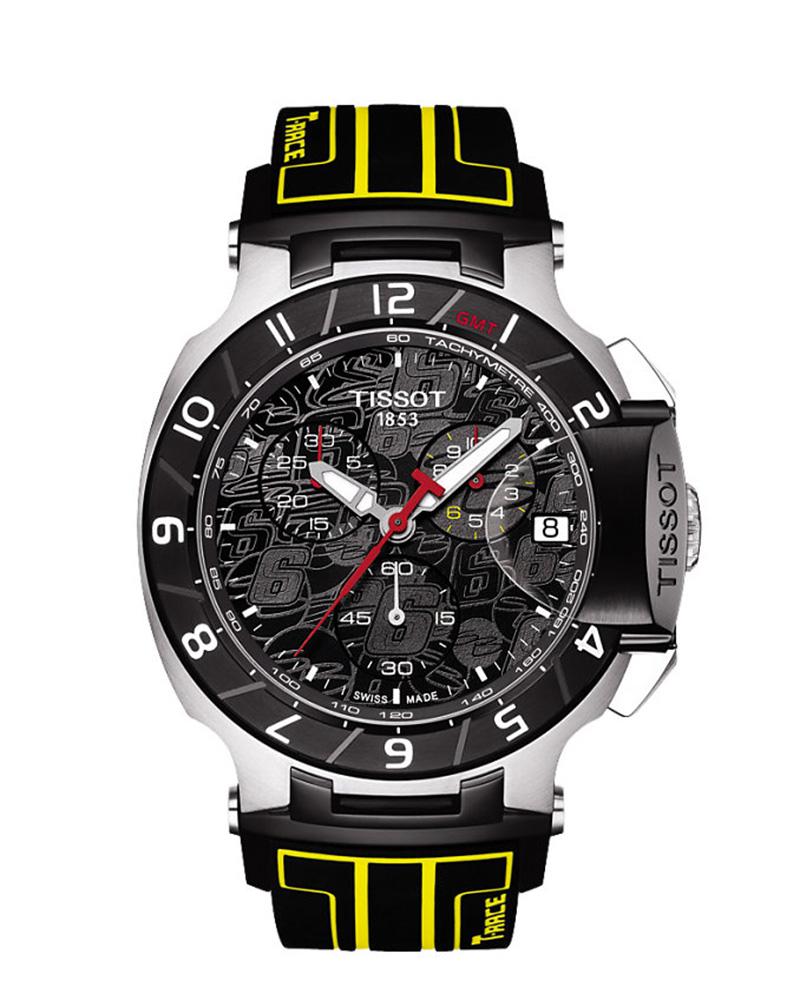 Ρολόι TISSOT T-Race Stefan Bradl 2014 T0484172705103   brands tissot
