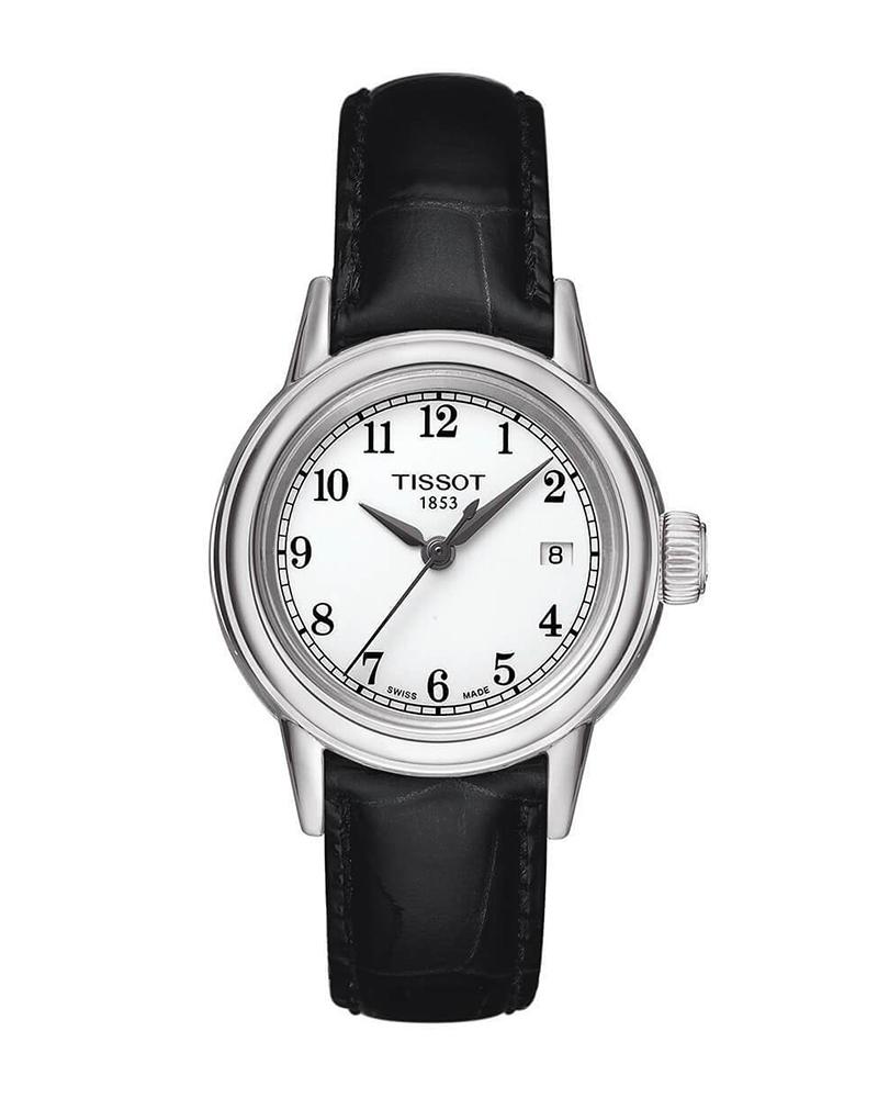 Ρολόι Tissot T-classic Carson Black T0852101601200   brands tissot