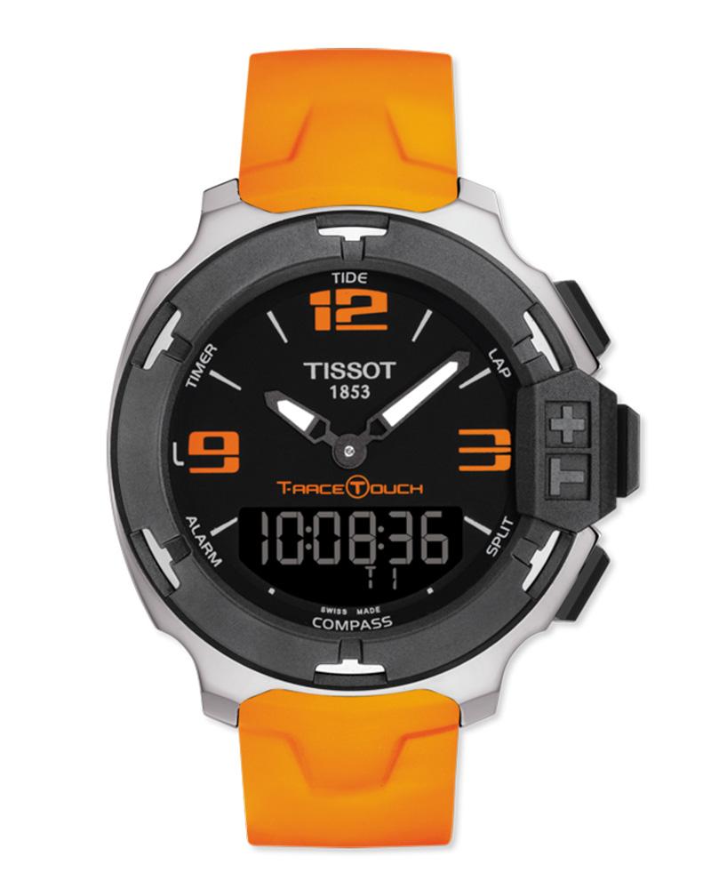Ρολόι TISSOT T-Race Touch T0814201705702   brands tissot t touch