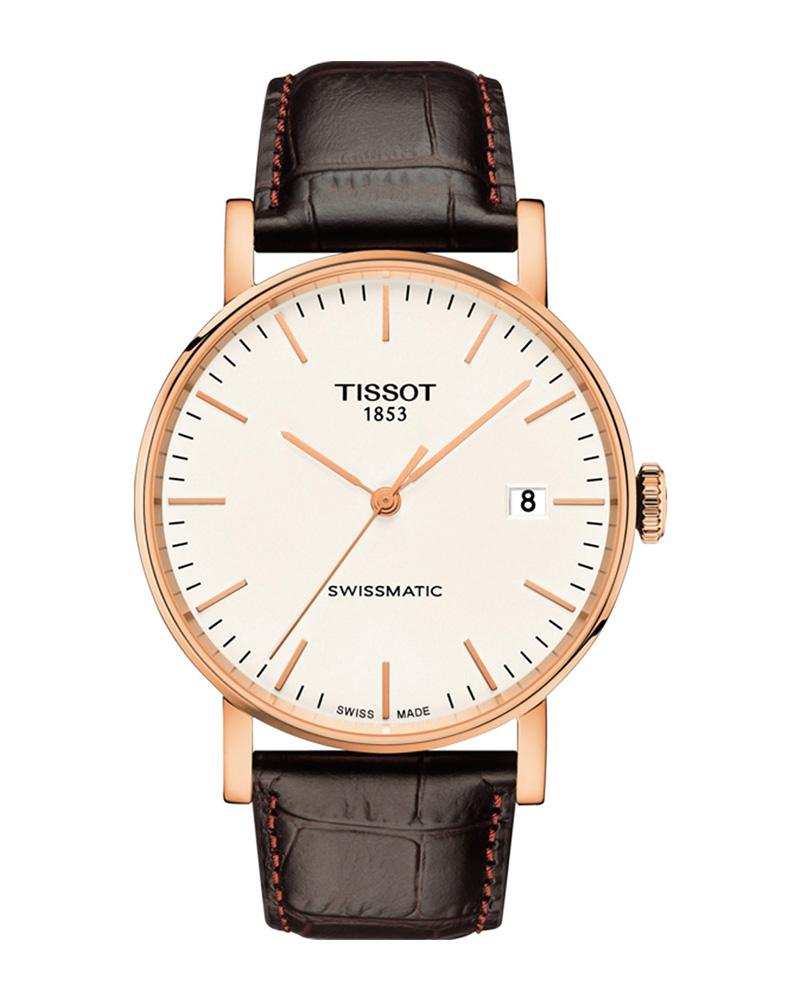 Ρολόι TISSOT Everytime Swissmatic Automatic T1094073603100   brands tissot