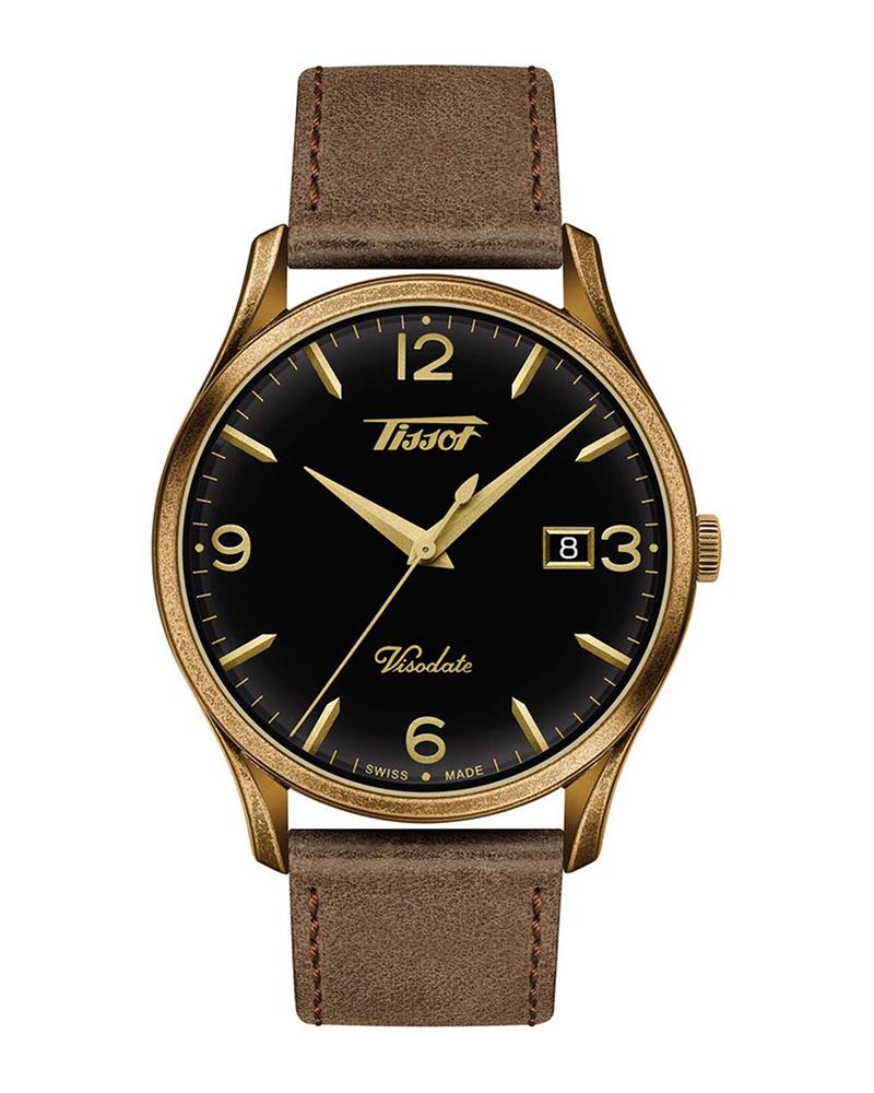 Ρολόι TISSOT Heritage Visodate T1184103605700   brands tissot