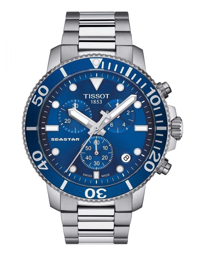 Ρολόι TISSOT T-Sport Seastar 1000 T1204171104100   brands tissot t sport
