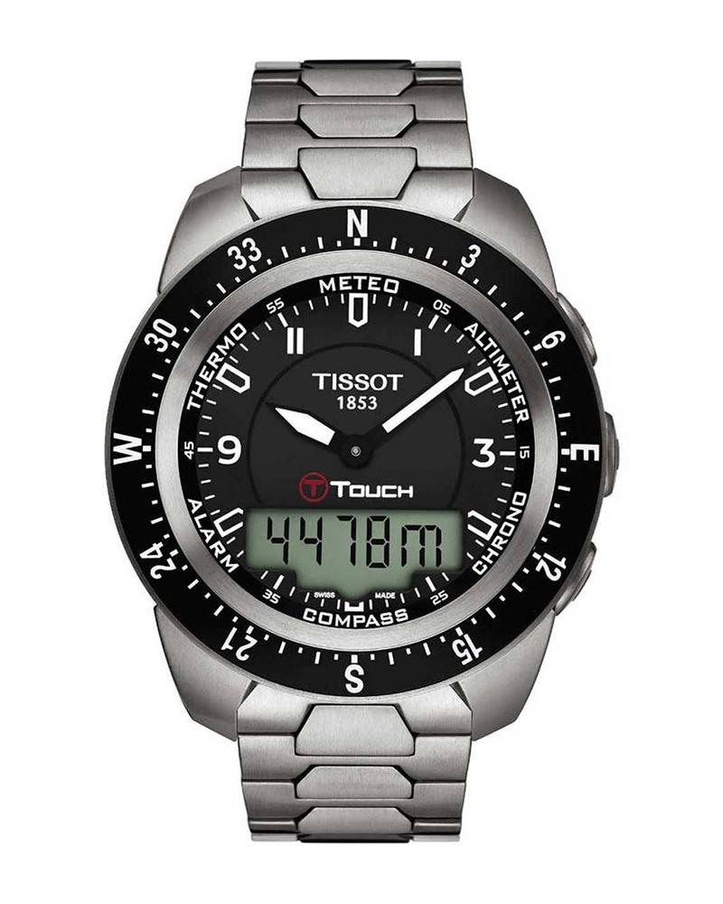 Ρολόι TISSOT T-Touch Expert Pilot Titanium T0134204405700   brands tissot