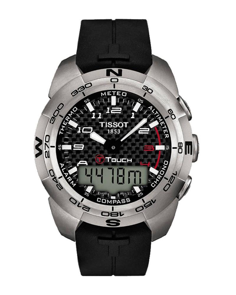 Ρολόι TISSOT Touch Expert T0134204720200   brands tissot t touch