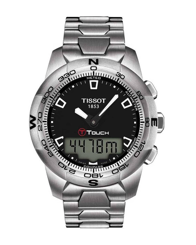 Ρολόι TISSOT T-TOUCH II T0474201105100   brands tissot