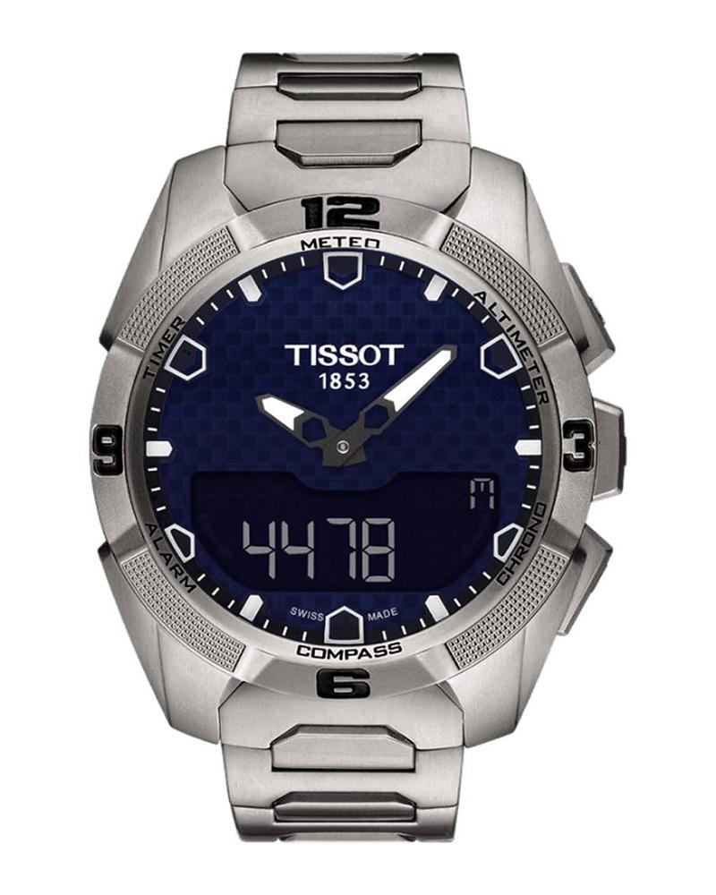 Ρολόι TISSOT T-Touch Expert Solar T0914204404100   brands tissot