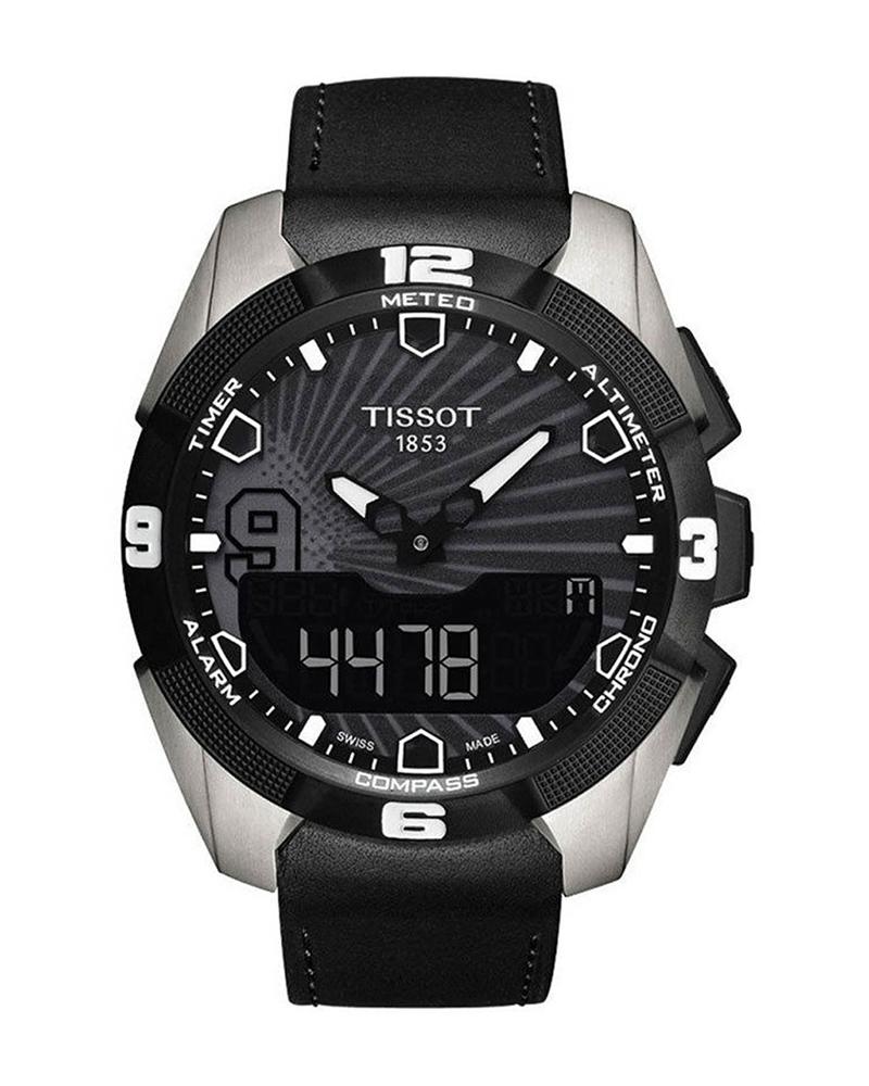 Ρολόι TISSOT T-Touch Expert Solar T0914204606100   brands tissot