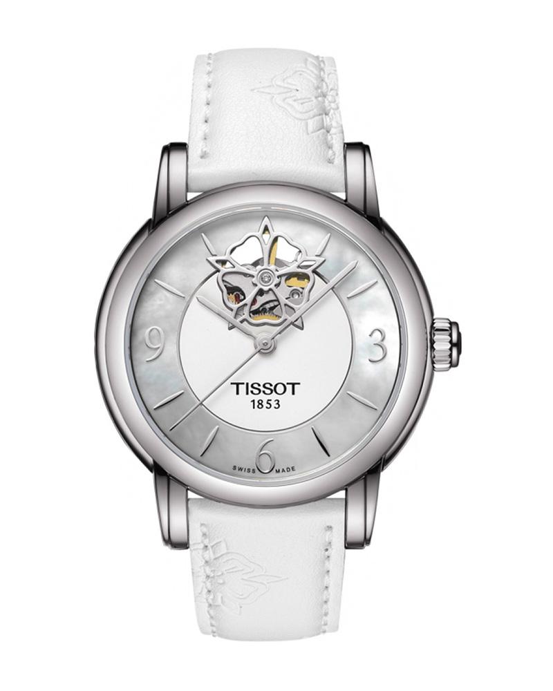 Ρολόι TISSOT T-Lady Heart Diamonds T0502071711704   brands tissot