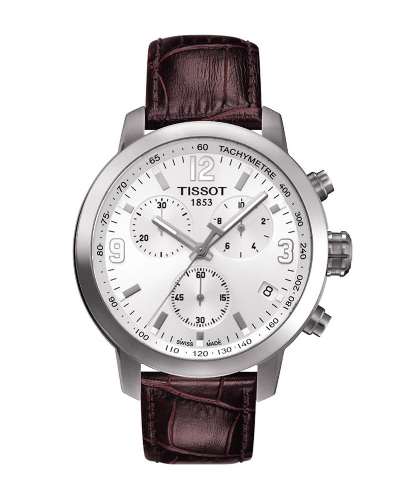 Ρολόι TISSOT T-Sport PRC Brown T0554171601701   brands tissot