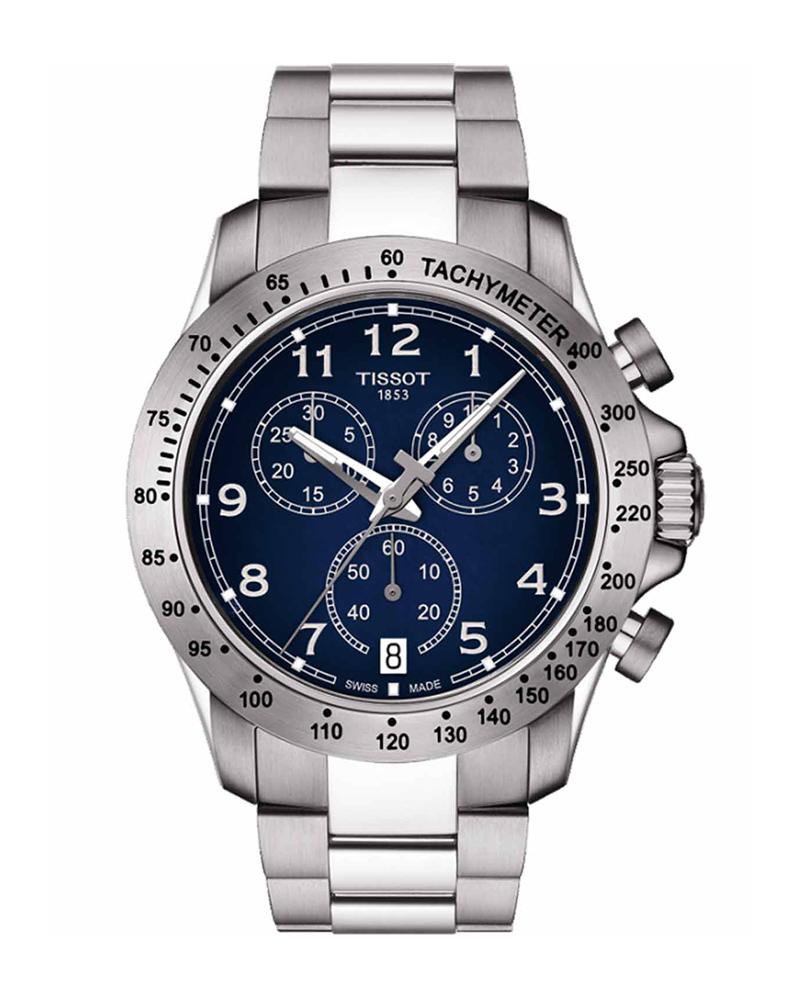 Ρολόι TISSOT V8 Stainless Steel T1064171104200   brands tissot
