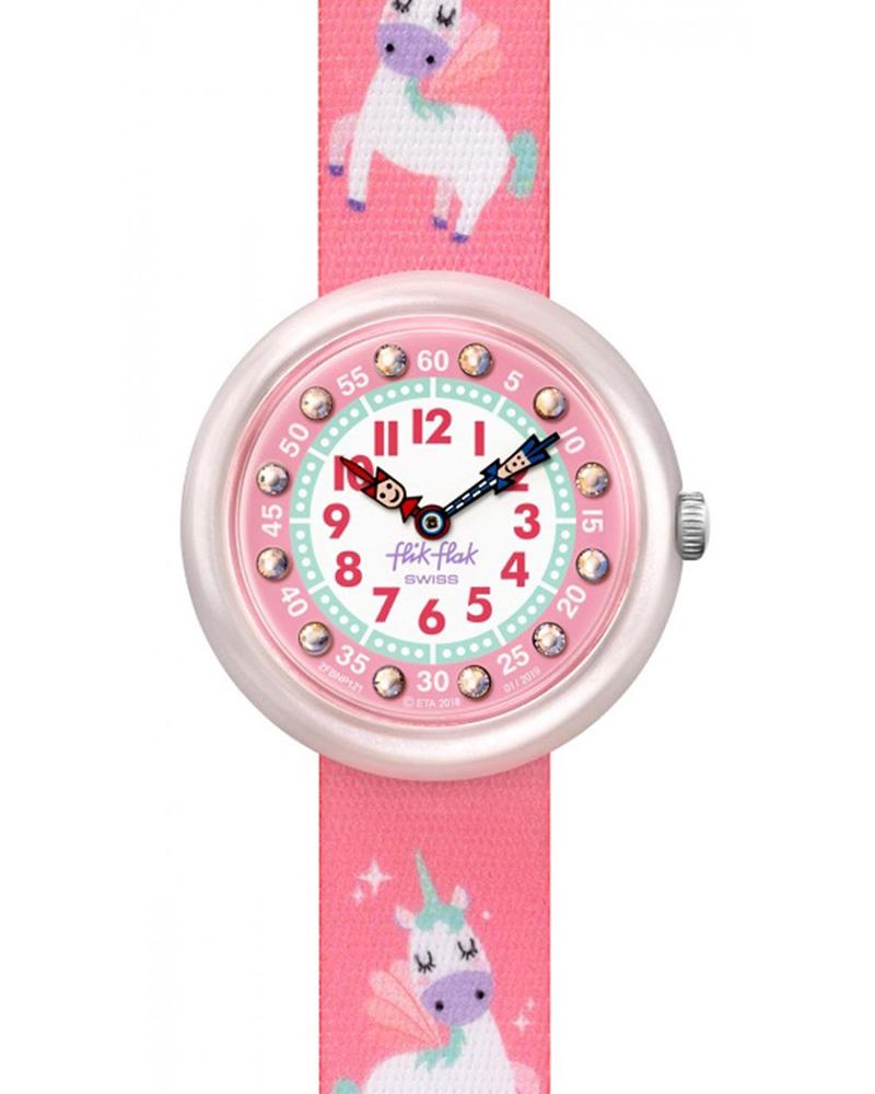 Ρολόι Flik Flak Magical Dream Pink ZFBNP121   brands flik flak