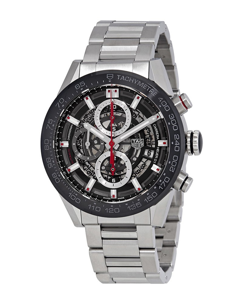 Ρολόι TAG HEUER Carrera Calibre Heuer 01 CAR201V.BA0714   brands tag heuer