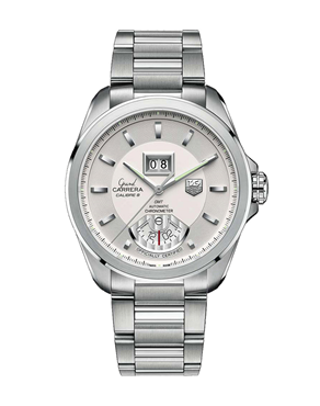 Ρολόι TAG Heuer Grand Carrera Calibre 8 WAV5112.BA0901