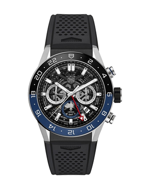 Ρολόι TAG Heuer Carrera Calibre Heuer 02 CBG2A1Z.FT6157