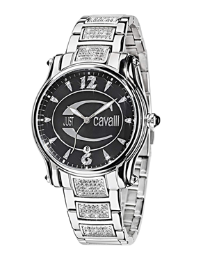 Ρολόι Just Cavalli Eclipse Crystal R7253168545