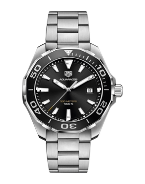 Ρολόι TAG HEUER Aquaracer Quartz WAY101A.BA0746