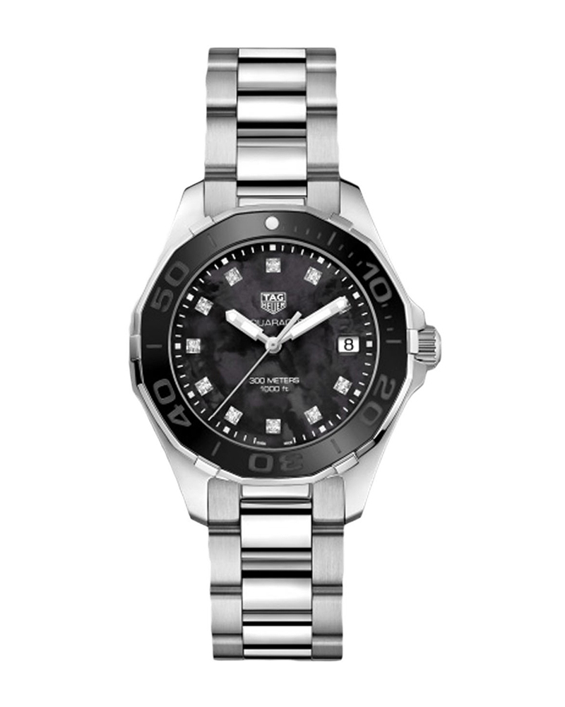 Ρολόι TAG HEUER Aquaracer Diamonds WAY131M.BA0748   brands tag heuer