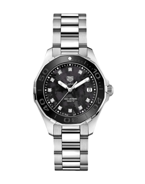 Ρολόι TAG HEUER Aquaracer Diamonds WAY131M.BA0748