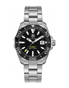 Ρολόι TAG HEUER Aquaracer Automatic Black WAY211A.BA0928