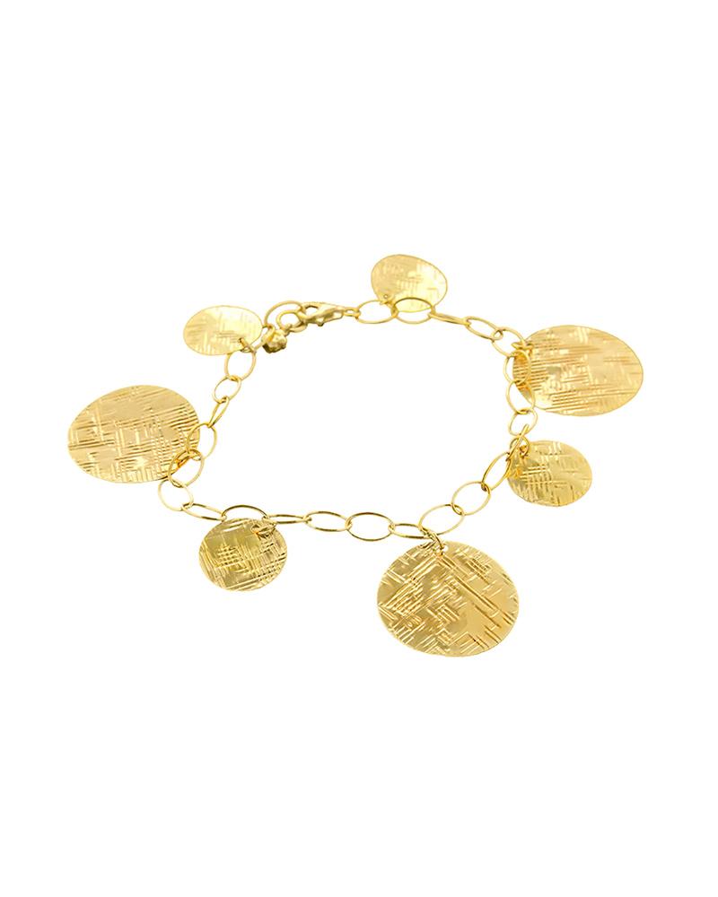 Βραχιόλι χρυσό Κ18
