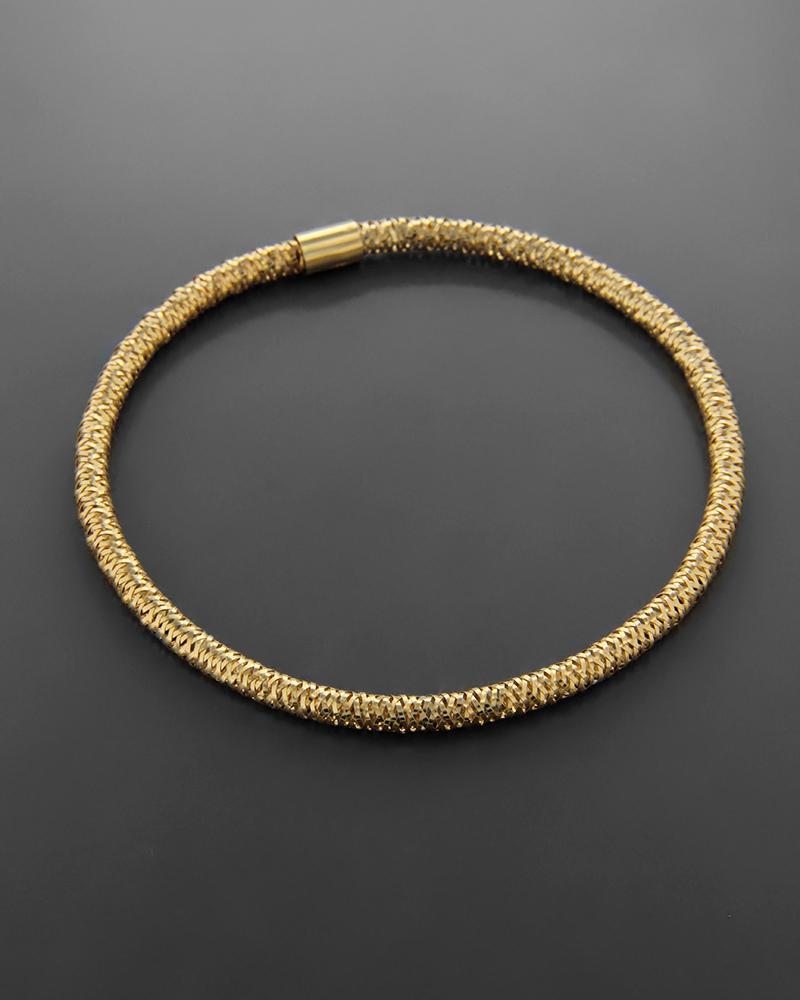 Βραχιόλι χρυσό Κ14   γυναικα βραχιόλια βραχιόλια χρυσά